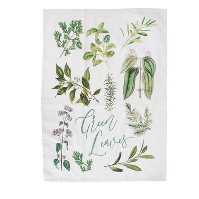 Greenhouse Tea Towel
