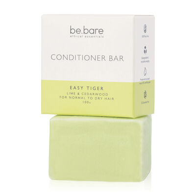 Be Bare: Easy Tiger Conditioner Bar