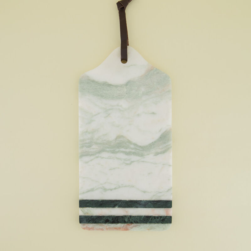 Green Marble Paddle Board -  darkgreen-white