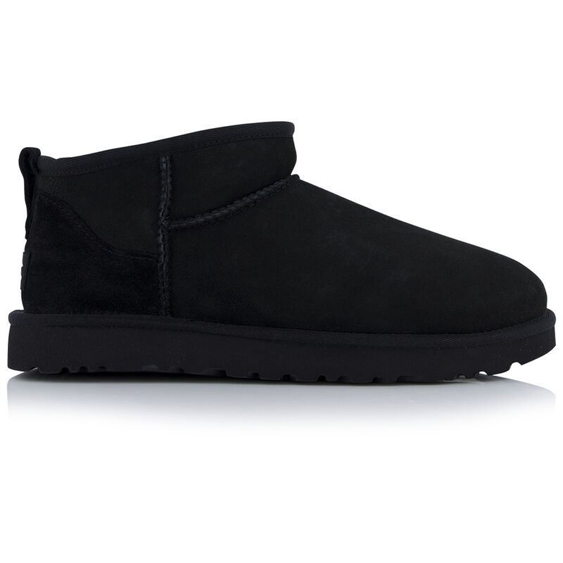Ugg Classic Ultra Mini II Boot  -  black