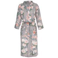Leila Floral Gown -  lilac-pink
