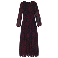 Bash Maxi Dress -  burgundy