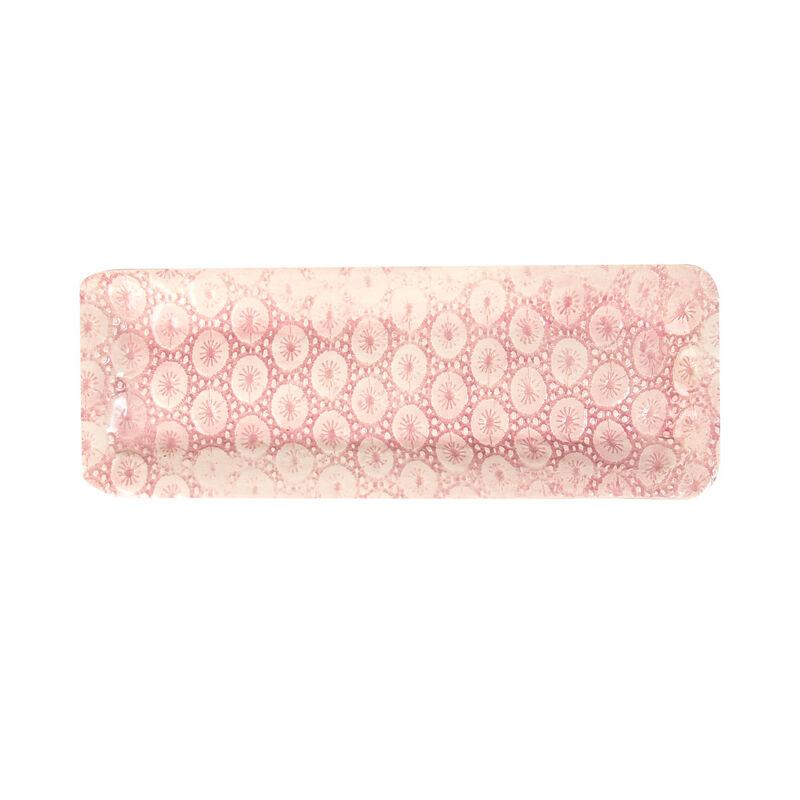 Wonki Ware Anna Skinny Utensil Dish -  pink