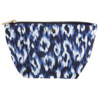 Esme Cosmetic Bag -  blue