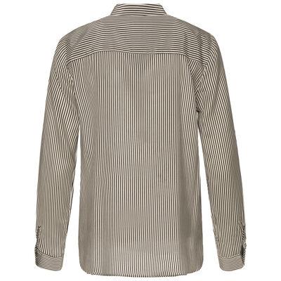 Lily Stripe Button Through Shirt
