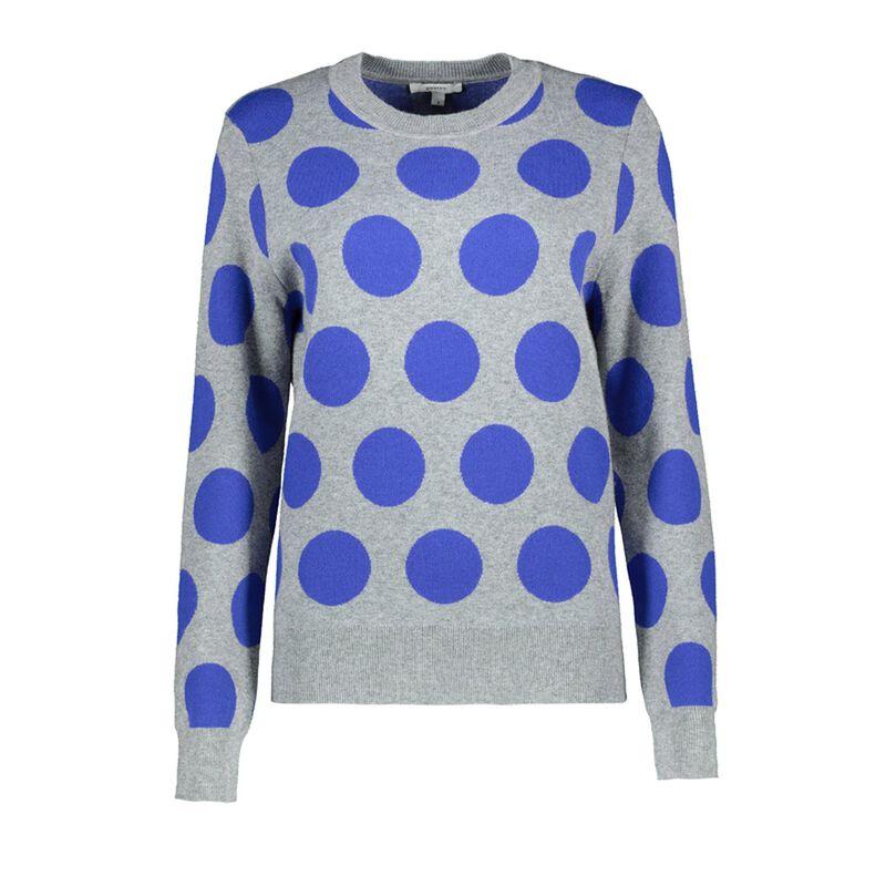 Cate Pull Over -  cobalt