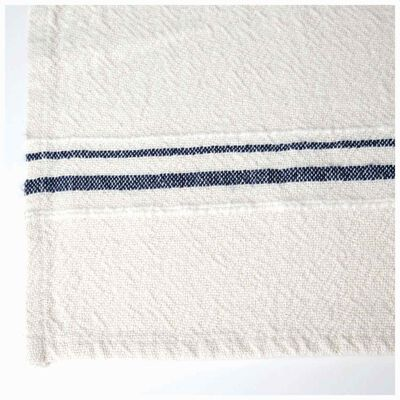 Barrydale French Country Navy Tea Towel