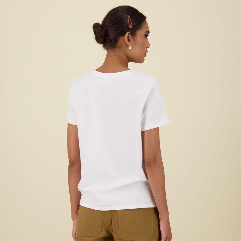 Des T-shirt -  white