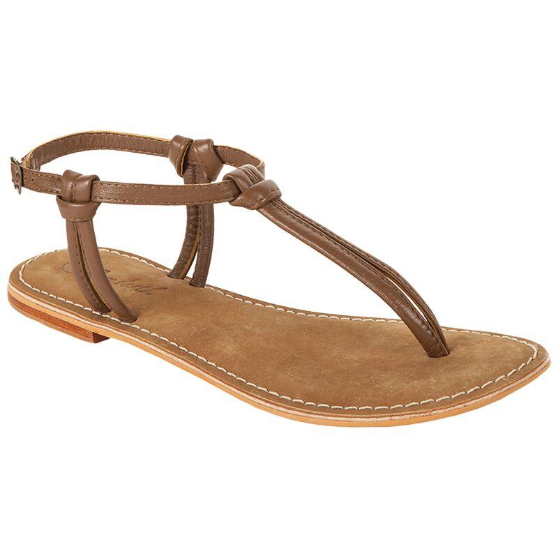 Rare Earth Raina Sandal  -  brown