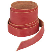 Tammy Waist Tie Belt -  red-pink