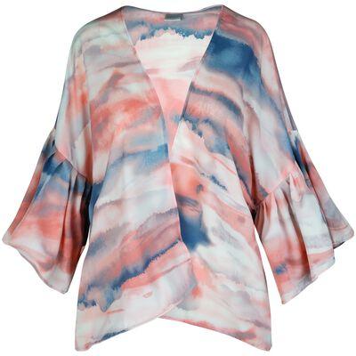 Bexley Tie Dye Kimono