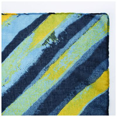 Bay Abstract Stripe Scarf