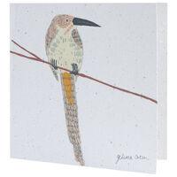Gemma Orkin White Bird Card -  assorted