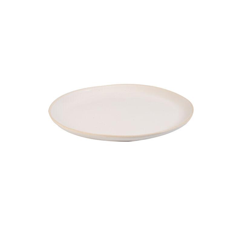 Wonki Ware Side Plate -  white