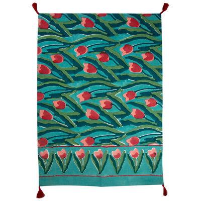 Tulip Tea Towel