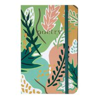 Bold Floral Notebook -  assorted