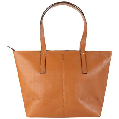 Katia Leather Shopper Bag
