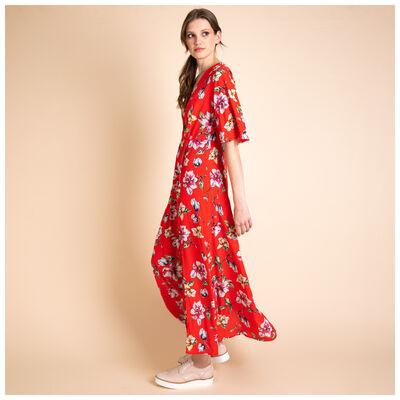 Iria Floral Maxi
