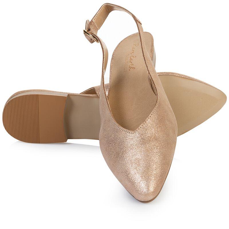 Rare Earth Ruth Shoe -  gold