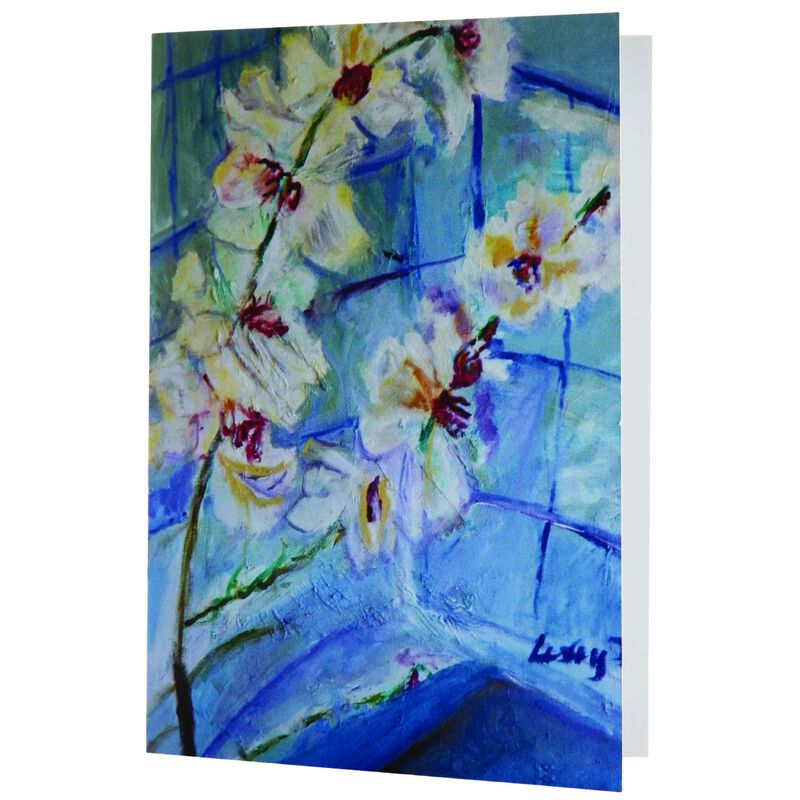 Orchid Card -  assorted