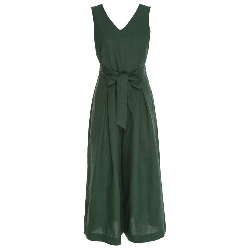 Landi Jumpsuit -  bottlegreen