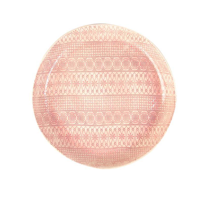 Wonki Ware Large Anna Server -  pink