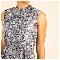Sarai Shirt Dress -  milk