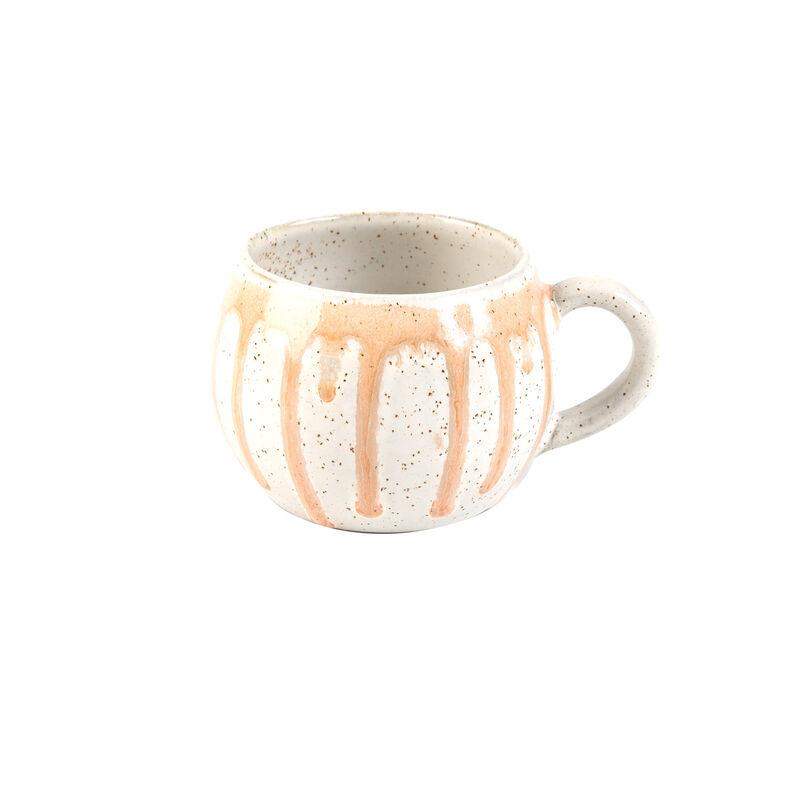 Ochre Rounded Mug -  ochre