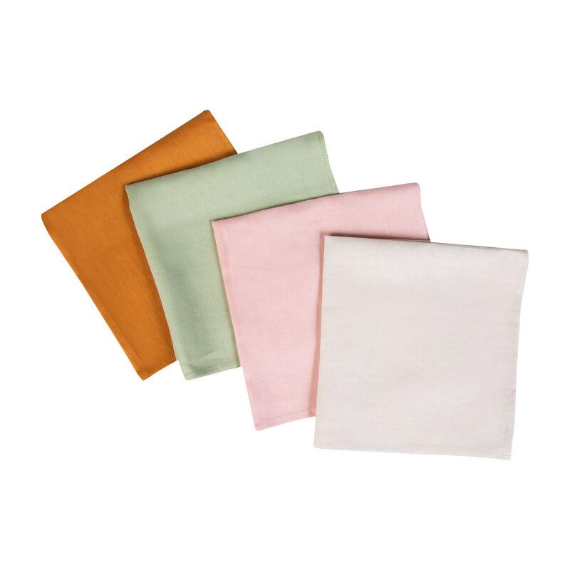 Assorted Linen Napkin Set -  assorted