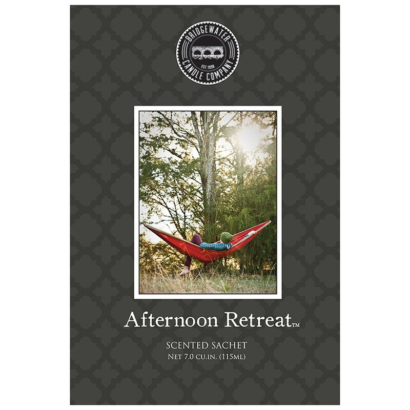 Afternoon Retreat Sachet -  assorted