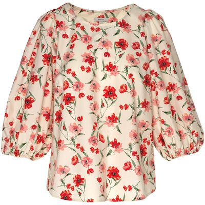Carlo Floral Blouse