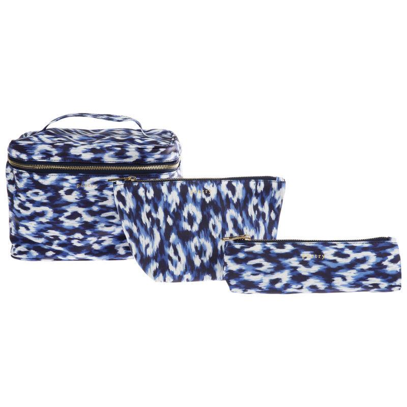 Blake Cosmetic Bag -  blue