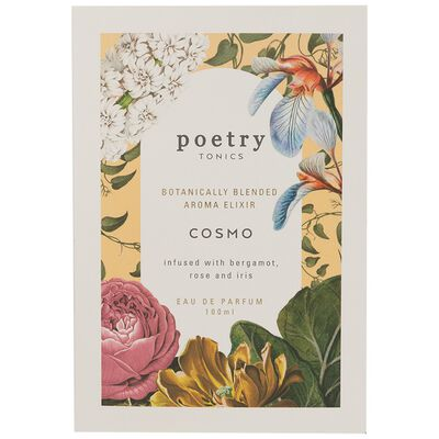 Tonics Cosmo by Poetry