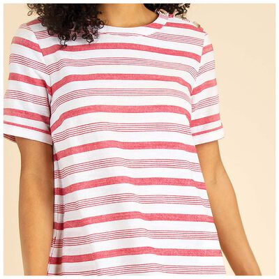 Rare Earth Callie Stripe Dress