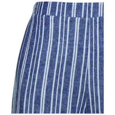 Samar Stripe Linen Pant