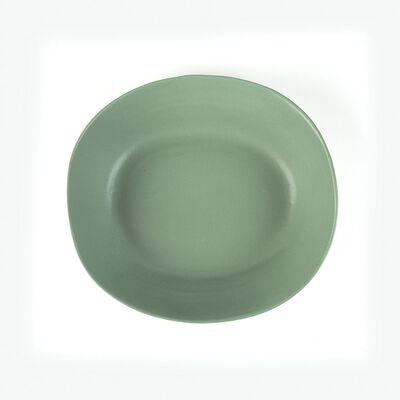 Pret-a-Pot Celadon Oval Matte Bowl