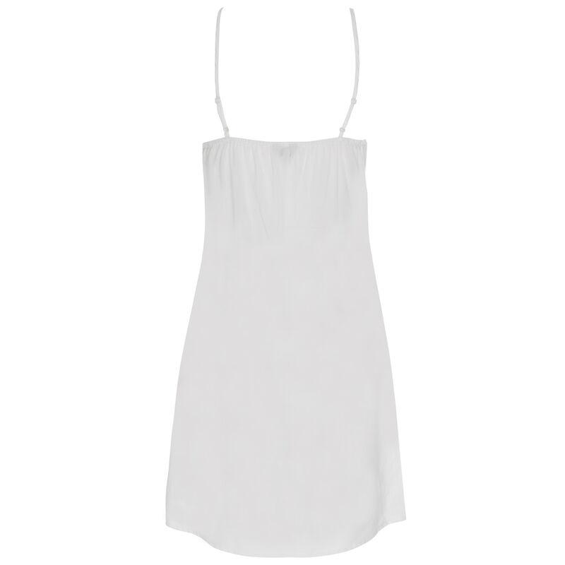 Cami Slip Dress -  white
