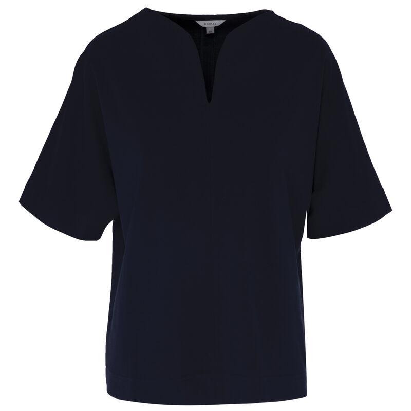 Ella T-shirt -  navy