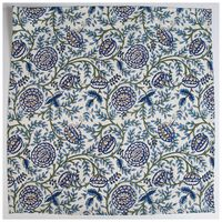 Marrakech Napkin Set -  blue-white