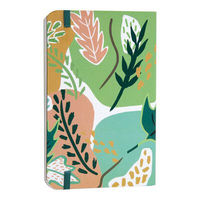 Bold Floral Notebook