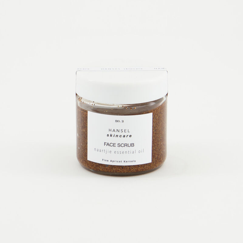 Hansel Facial Scrub -  c09