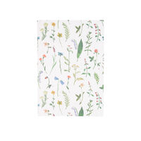 Growing Paper Wild Flowers Card -  assorted
