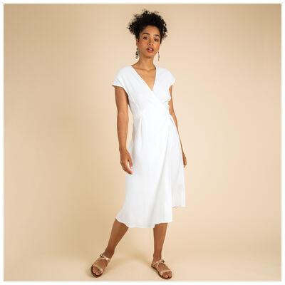Skye Wrap Dress
