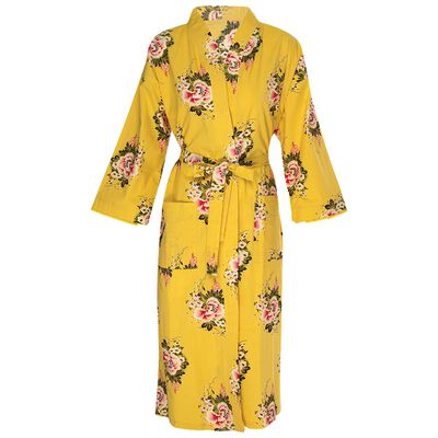 Serena Floral Gown