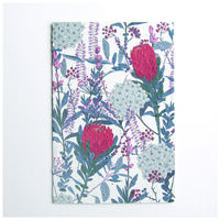 Growing Paper Protea Card -  assorted