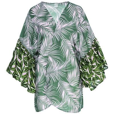 Katie Flutter Sleeve Kimono