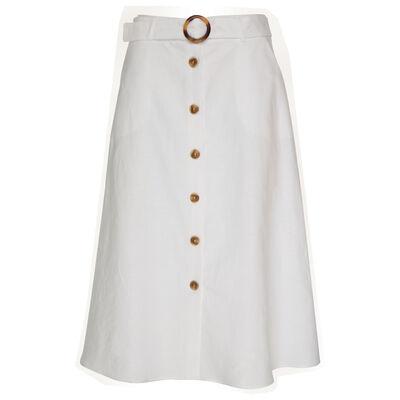 Huil Linen Skirt