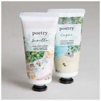 Capri and Sevilla Hand Creams -  pink