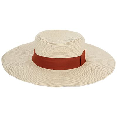 Sophia Wide Brim Hat
