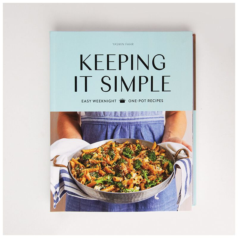 Keeping It Simple: Easy Weeknight One-Pot Recipes -  assorted